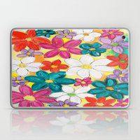 Valley of Flowers Laptop & iPad Skin
