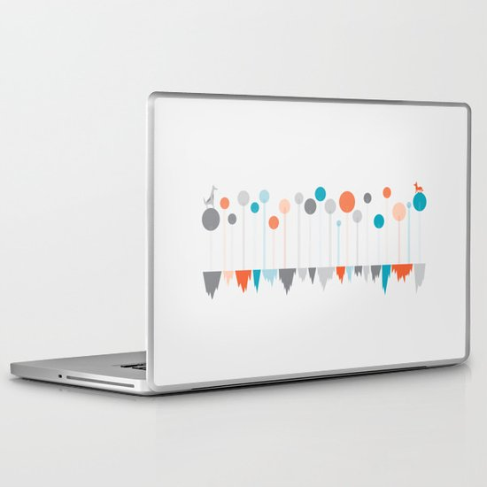 The Meeting Laptop & iPad Skin