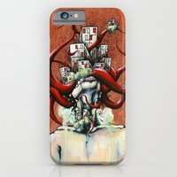 iPhone & iPod Case featuring Perspective Metamorphosis 1 by Daryll Peirce