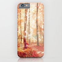 iPhone & iPod Case featuring A Soul On Fire by Jenndalyn