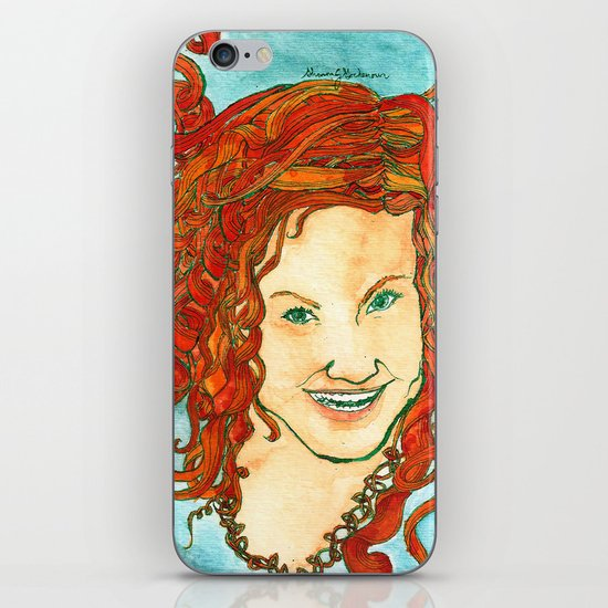 my dear iPhone & iPod Skin