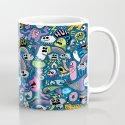 Sad Rainbow Pattern Mug