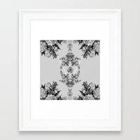 ATENAS Framed Art Print