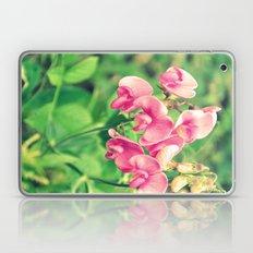 sweet pea Laptop & iPad Skin