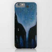 Into The Dark iPhone 6 Slim Case