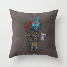 Rogue Stalker Throw Pillow