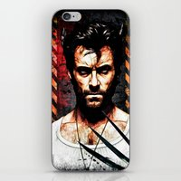 The Weapon XFactor iPhone & iPod Skin