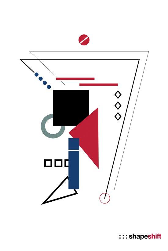 ShapeShift Art Print