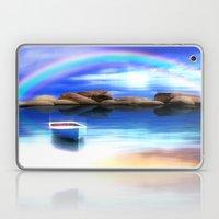 Unter dem Regenbogen Laptop & iPad Skin