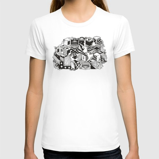 Cube-ular T-shirt