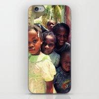 Haiti.  iPhone & iPod Skin