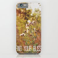 find your bliss. iPhone 6 Slim Case