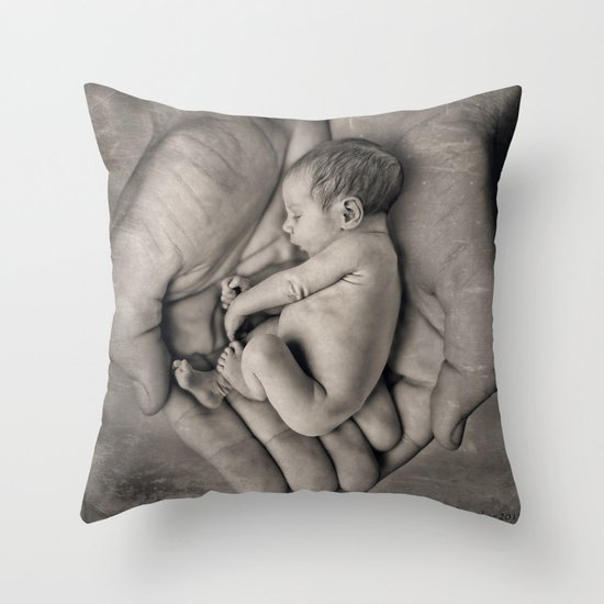 Gift from God Throw Pillow