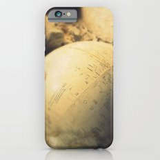 If I Could Travel The World iPhone 6 Slim Case