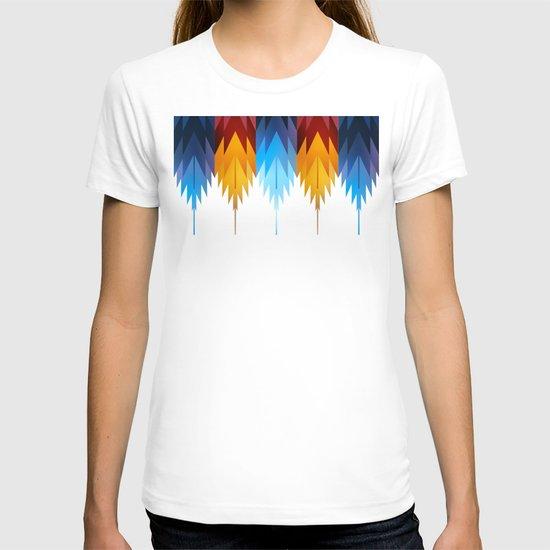 Navajo Fire & Ice T-shirt