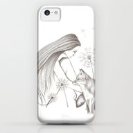 Dandelion Daze iPhone 5c Slim Case