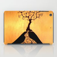 She's Black Against The … iPad Case