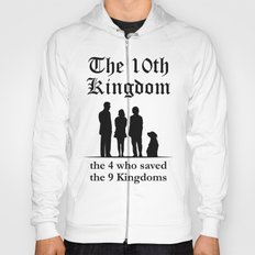 The 10th Kingdom: The 4 Who Saved the 9 Kingdoms Hoody