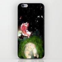 Birth of a Nebula iPhone & iPod Skin