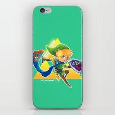 Link - The hero of light iPhone & iPod Skin