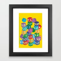Boston Childrens Museum Framed Art Print