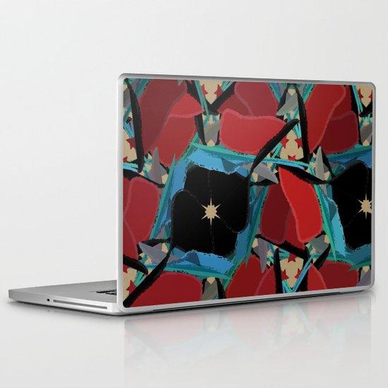 Floral Madness 2 Laptop & iPad Skin