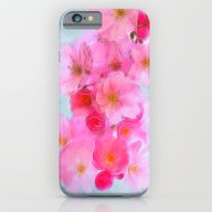 iPhone & iPod Case featuring Cherry Blossom (in Memor… by Alice Gosling