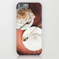 Latte And Hot Chocolate iPhone 6 Slim Case