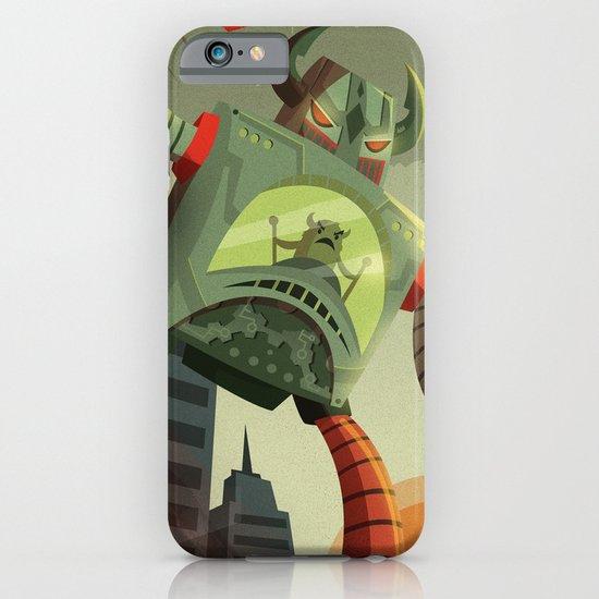 RoboMonsters iPhone & iPod Case