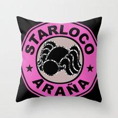 Starloco Throw Pillow