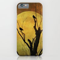 iPhone & iPod Case featuring Red Sky at Night by TaLins