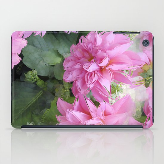 Delicious Dahlia's iPad Case