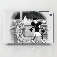 Steamboat Disaster iPad Case