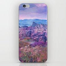 Life Valley California Desert Blooming Fantasy iPhone & iPod Skin
