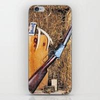 Winchester Rifle iPhone & iPod Skin