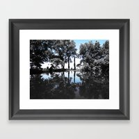 Kings Walden Framed Art Print