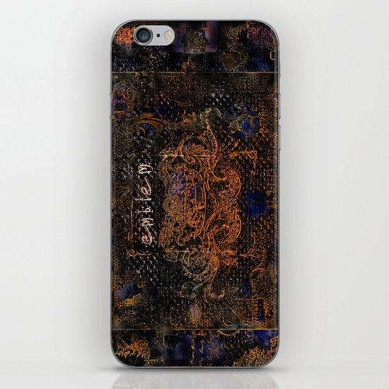 Emblem iPhone & iPod Skin