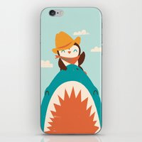 Yeehaw! iPhone & iPod Skin