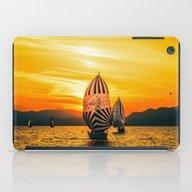 Sun Regatta iPad Case