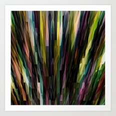 Abstracted Art Print