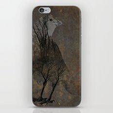 Inside Crow iPhone & iPod Skin