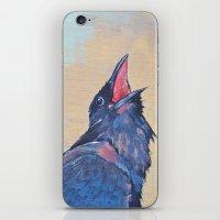 Montara Crow #1 iPhone & iPod Skin
