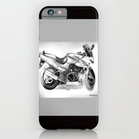 iPhone & iPod Case featuring Ninja by Kr_design