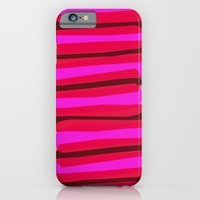 Pink stack  iPhone 6 Slim Case