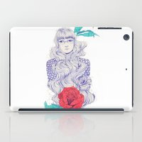 Flowery 02 iPad Case