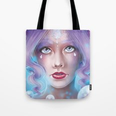 Lady Bubble Tote Bag