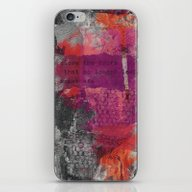 Close The Door iPhone & iPod Skin