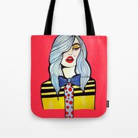 Art Limbo Tote Bag