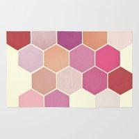 Shades of Pink Rug