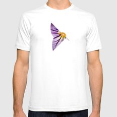 Hummingbird SMALL Mens Fitted Tee White